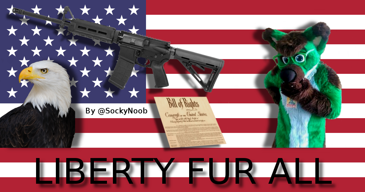 Liberty Fur All
